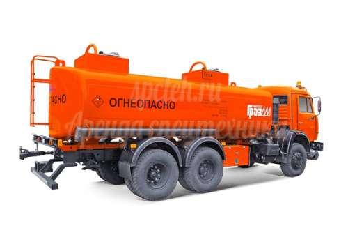 Заказ поливомоечной машины BUCHER EuroFant 50